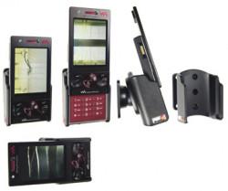 Support voiture  Brodit Sony Ericsson W715  passif avec rotule - Réf 875298