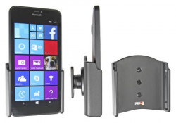Support voiture  Brodit Microsoft Lumia 640 XL  passif avec rotule - Réf 511739