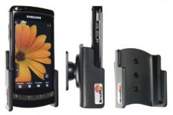 Support voiture  Brodit Samsung i8910 HD  passif avec rotule - Réf 511020