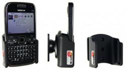 Support voiture  Brodit Nokia E72  passif avec rotule - Réf 511094