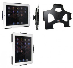 Support voiture  Brodit Apple iPad 2  passif avec rotule - Réf 511244
