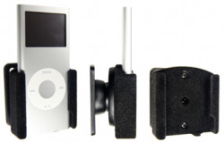 Support voiture  Brodit Apple iPod Nano 2nd Generation  passif avec rotule - Surface &quot