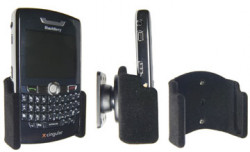 Support voiture  Brodit BlackBerry 8800  passif avec rotule - Surface &quot