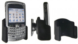 Support voiture  Brodit BlackBerry Curve 8300  passif avec rotule - Surface &quot