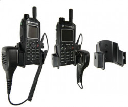 Support voiture  Brodit Motorola MTP 850  passif avec rotule - Réf 841487