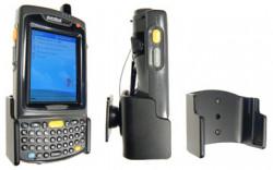 Support voiture  Brodit Motorola MC70  passif avec rotule - Uniquement pour batterie standard. Réf 848685