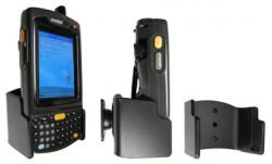 Support voiture  Brodit Motorola MC70  passif avec rotule - Pour appareil avec batterie standard et étendu. Réf 848707