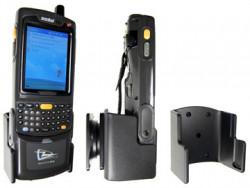 Support voiture  Brodit Motorola MC70  passif avec rotule - Pour le module de TSL. Pour appareil avec batterie standard et étendu. Réf 848741
