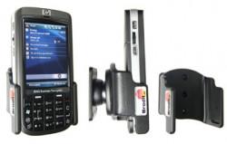 Support voiture  Brodit HP iPAQ 600 Series Business Navigator  passif avec rotule - Uniquement pour batterie standard. Réf 848776