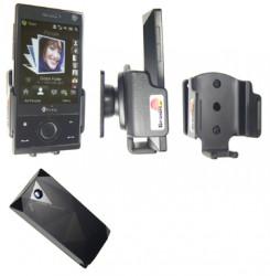 Support voiture  Brodit HTC P3700  passif avec rotule - Pour E270 batterie étendue 1 340 mAh. Réf 848873