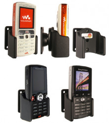 Support voiture  Brodit Sony Ericsson K750i  passif avec rotule - Réf 875008