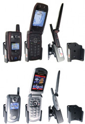 Support voiture  Brodit Motorola E 815  passif avec rotule - Réf 875023