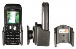 Support voiture  Brodit Nokia 6030  passif avec rotule - Réf 875055