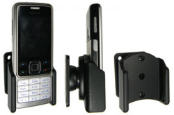 Support voiture  Brodit Nokia 6300  passif avec rotule - Réf 875131