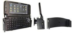 Support voiture  Brodit Nokia E90  passif avec rotule - Pour une position ouverte horizontale. Réf 875166