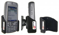 Support voiture  Brodit HTC S730  passif avec rotule - Pour un montant position fermée. Surface &quot