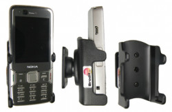 Support voiture  Brodit Nokia N82  passif avec rotule - Réf 875198