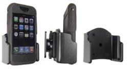 Support voiture  Brodit Apple iPhone 2G  passif avec rotule - Fixation réglable, convient dispositifs avec des étui. Réf 875214