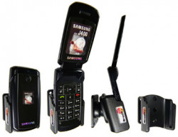 Support voiture  Brodit Samsung SGH-J400  passif avec rotule - Réf 875224