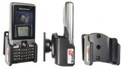 Support voiture  Brodit Sony Ericsson C702  passif avec rotule - Réf 875233