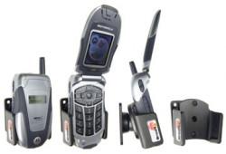 Support voiture  Brodit Nextel/Motorola ic502 Buzz  passif avec rotule - Uniquement pour batterie étendue. Réf 875247