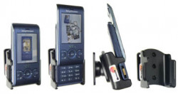 Support voiture  Brodit Sony Ericsson W595  passif avec rotule - Réf 875278