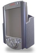 Support voiture  Brodit Compaq iPAQ 36xx  passif avec rotule - Pour Expansion Pack w. 1 slot Compact Flash ou 1 slot PCMCIA. Réf 848509