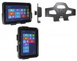 Support voiture  Brodit HP ElitePad 1000 10.1  passif avec rotule - Pour appareil avec Expansion Jacket F5A38AA. Réf 511537