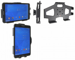 Support voiture  Brodit Samsung Galaxy Tab 4 8.0 SM-T335  passif avec rotule - Réf 511637