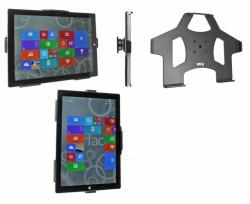 Support voiture  Brodit Microsoft Surface Pro 3  passif avec rotule - Réf 511644
