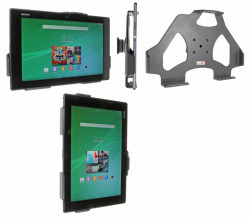 Support voiture  Brodit Sony Xperia Z2 Tablet  passif avec rotule - Réf 511655
