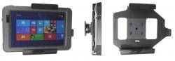 Support voiture  Brodit Dell Venue 8 Pro  passif avec rotule - Pour appareil avec étui de protection Targus SafePORT robuste Max Pro. Réf 511672