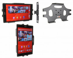 Support voiture  Brodit Sony Xperia Z3 Tablet Compact  passif avec rotule - Réf 511692