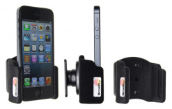 Support voiture  Brodit Apple iPhone 5  passif avec rotule - Surface
