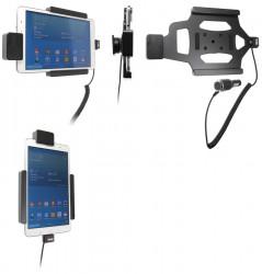 Support voiture  Brodit Samsung Galaxy Tab PRO 8.4 SM-T320  sécurisé - Support actif avec allume-cigare. Avec rotule. Avec verrouillage renforcé Réf 546616