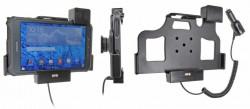 Support voiture  Brodit Samsung Galaxy Tab Active 8.0 SM-T365  sécurisé - Support actif avec allume-cigare. Avec verrouillage renforcé Convient appareils avec étui d'origine. Réf 546676