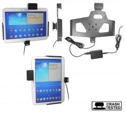 Support voiture  Brodit Samsung Galaxy Tab 3 10.1 GT-P5200  sécurisé - Support actif pour une installation fixe. Avec verrouillage renforcé Réf 547549