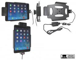 Support voiture  Brodit Apple iPad Mini 3  sécurisé - Pour une installation fixe. Avec rotule. Avec verrouillage renforcé Réf 547584