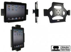 Support voiture  Brodit Apple iPad 1  sécurisé - Support passif avec rotule. Avec verrouillage renforcé Réf 541139