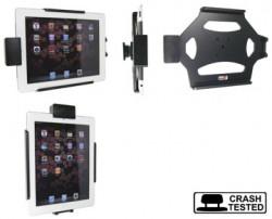 Support voiture  Brodit Apple iPad 2  sécurisé - Support passif avec rotule. Avec verrouillage renforcé Réf 541244