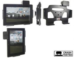 Support voiture  Brodit BlackBerry PlayBook  sécurisé - Support passif avec rotule. Avec verrouillage renforcé Réf 541254