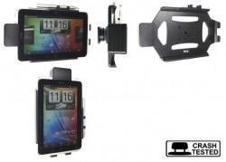 Support voiture  Brodit HTC Flyer  sécurisé - Support passif avec rotule. Avec verrouillage renforcé Réf 541265