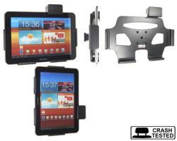 Support voiture  Brodit Samsung Galaxy Tab 8.9 GT-P7300  sécurisé - Support passif avec rotule. Avec verrouillage renforcé Réf 541300