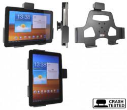 Support voiture  Brodit Samsung Galaxy Tab 10.1 GT-P7500  sécurisé - Support passif avec rotule. Avec verrouillage renforcé Réf 541329