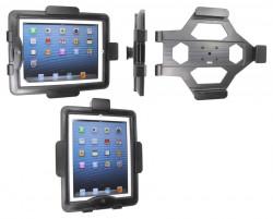 Support voiture  Brodit Apple iPad 2  sécurisé - Support passif avec rotule. Avec verrouillage renforcé Pour Lifeproof étui. Réf 541517