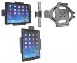 Support voiture  Brodit Apple iPad Air  sécurisé - Support passif avec rotule. Avec verrouillage renforcé Réf 541577