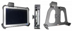 Support voiture  Brodit Panasonic Toughpad FZ-G1  sécurisé - Avec verrouillage renforcé Pour les appareils avec batterie standard et étendu. Réf 541650