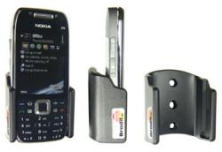 Support voiture  Brodit Nokia E75  passif - Pour un montant position fermée. Réf 510009