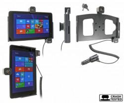 Support voiture  Brodit Dell Venue 8 Pro  antivol - Support actif avec cig-plug et pivotant. 2 clefs. Réf 535579