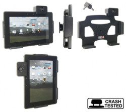 Support voiture  Brodit BlackBerry PlayBook  antivol - Support passif avec rotule. 2 clefs. Réf 539254